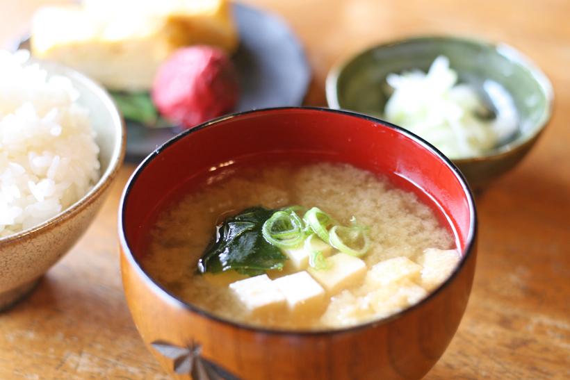 冨田自然栽培味噌汁