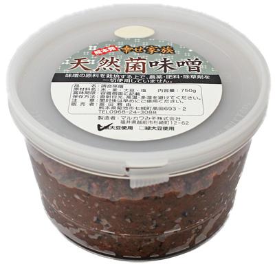 冨田自然栽培味噌
