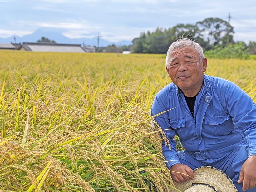 植田さんと稲