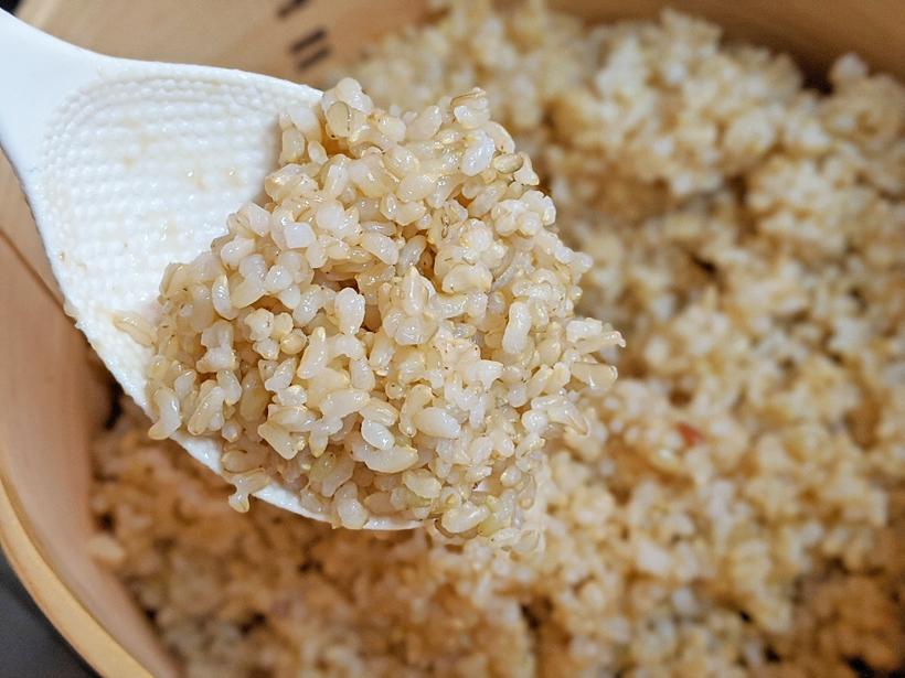 発芽玄米ご飯おひつ